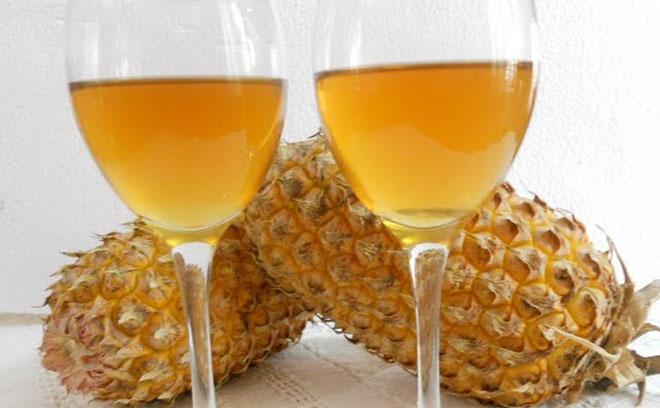 มาลองดูวิธีทำ ไวน์สับปะรด กันได้เลย