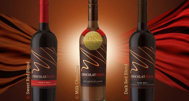 ไวน์ช็อกโกแลต สำหรับหลงใหลในไวน์ที่มีรสชาติหวาน