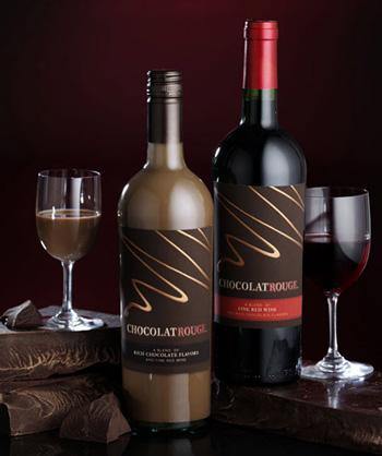 ไวน์ช็อกโกแลต