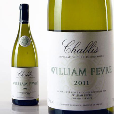 "WILLIAM FEVRE ""Chablis"" 2011"