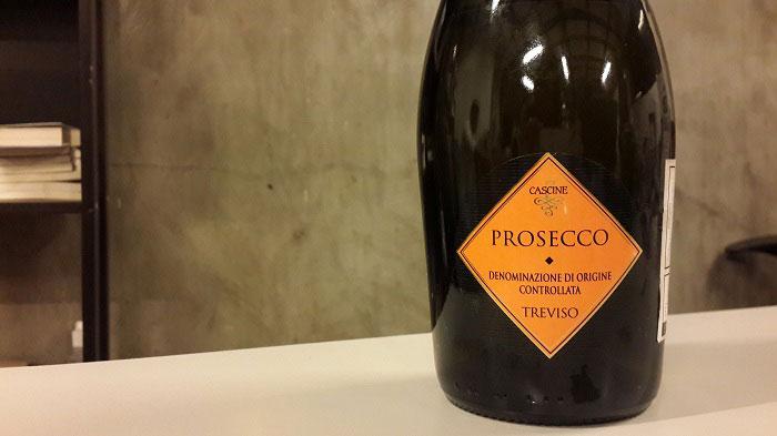 7 CASCINE PROSECCO EXTRA DRY SPUMANTE